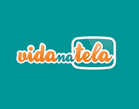 Vida na Tela - Branding e Web