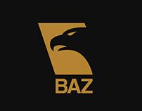 BAZ logo & identity design