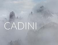 Cadini. Dolomites