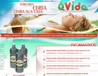 Website  - Q vida