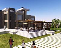 Food Court ,El-Shorok City.