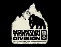 Ipath Mountain Terrain Division Logo & Branding