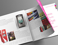 Starwood Hotels / Coca-Cola Partnership Book