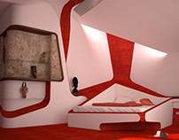 Villa Ice Canyon - bedrooms