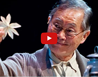 George Takei's Legacy Project: Crowdfunding Campaign