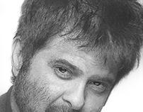 Anil Kapoor Graphite Pencil Portrait