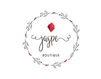 Jaspe Boutique   Branding