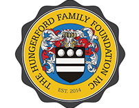 The Hungerford Family Foundation Logo Design