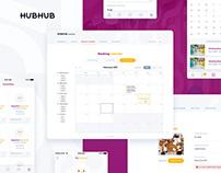 HubHub platform