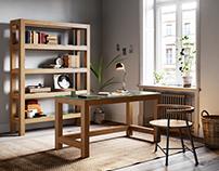 Furniture in Scandinavian style part 2