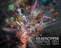 HeadBopper Bootleg - Dr.Bops (Album artwork)