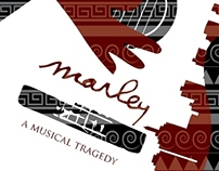 Marley: A Musical Tragedy Poster & Promotional Card