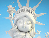 Phong of Liberty