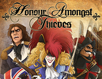 Honour Amongst Thieves: Animation/Character Design