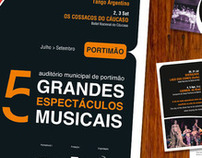 5 Great Musical Shows / Portimão