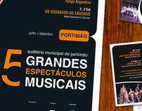 5 Great Musical Shows / Portimão
