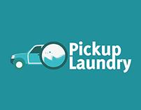Pickup Laundry Branding