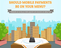 Mobile Payment Infographic