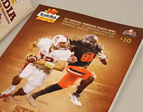 2012 Tostitos Fiesta Bowl Branding