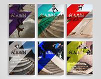 Slammin - Skateboard Magazine