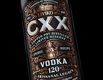 Liviko CXX Vodka