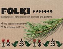 FOLKI vector collection