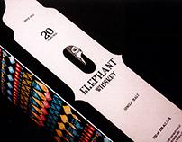 Elephant Whiskey- Logo Design