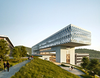 Seoul University library