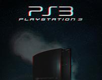 3D Modeling - Playstation3 and Joystick