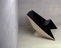 Folding Chair - space saving furniture solution