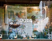 '0914' Window display