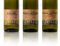 GEGA - wine label series