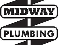 Midway Plumbing Rebrand