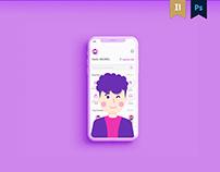 MUMU UI Design Showcase