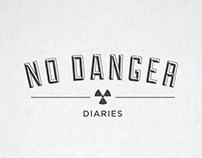 NO DANGER DIARIES   CORPORATE IDENTITY
