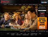 Barona.com (2009 Redesign)