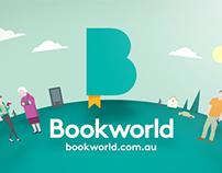 Bookworld Online Ad