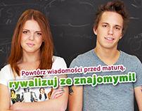 WSIiZ QUIZ - facebook app