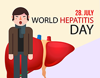 Medlife - World Hepatitis Day - Infographics