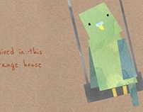 Budgie | an interactive children's book