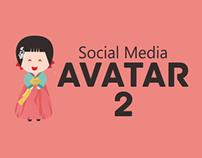 Avatar Social Media 2 | Mbakdiskon.com