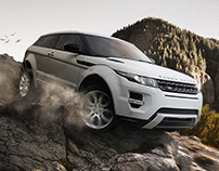 RANGE ROVER / Key Visual Composite