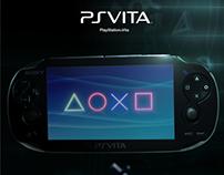 3D Modelling - Playstation Vita