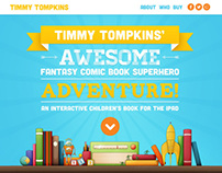 Timmy Tompkins – Site