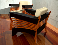Our designs for Interior, part 1- Armchairs
