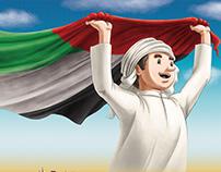 Children Book - UAE Patriotism