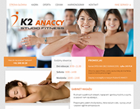 K2 Fitness Website
