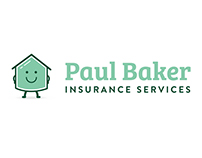 Paul Baker Insurance Services | Visual Identity