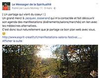 LMC Facebook: [Un partage qui vient du coeur !]