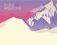 High Mountain Web UI